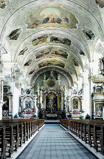 kloster engelberg großheubach